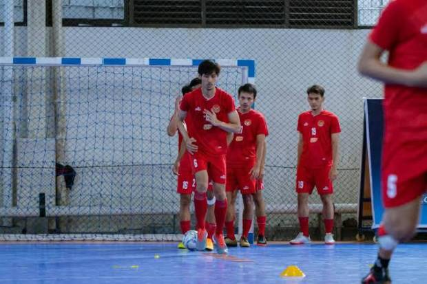 Tanpa Turnamen Resmi Karena Pandemi, Futsal Indonesia Ranking 4 ASEAN, 50 Besar Dunia