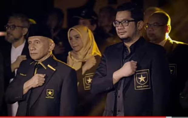Dua Anak Amien Rais Jadi Pendiri Partai Ummat