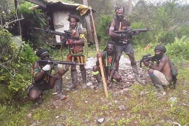 KKB Papua Sudah Memenuhi Unsur sebagai Kelompok Separatis Teroris