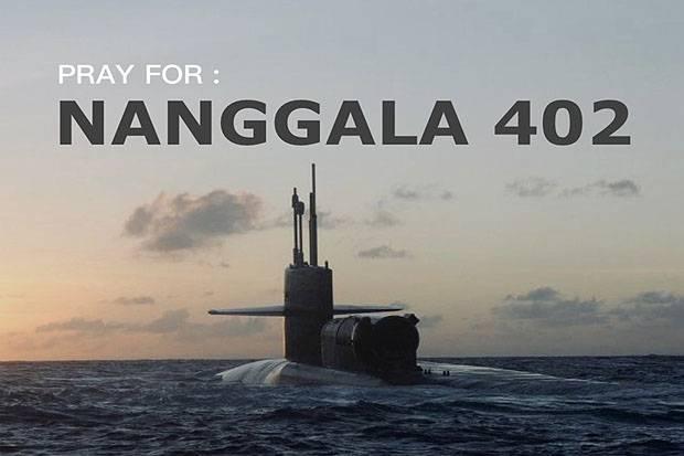 BKN Tetapkan Kenaikan Pangkat Anumerta untuk PNS Korban KRI Nanggala 402