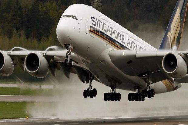 Jual 11 Pesawatnya, Singapore Airlines Megap-Megap?