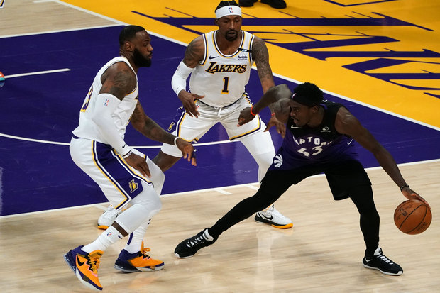 Hasil Pertandingan NBA, (3/5/2021); LA Lakers Keok Lagi