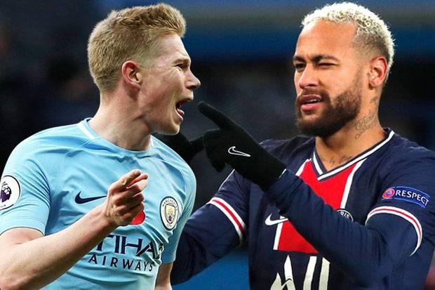 Preview Man City vs Paris Saint-Germain: Ogah Tertipu!