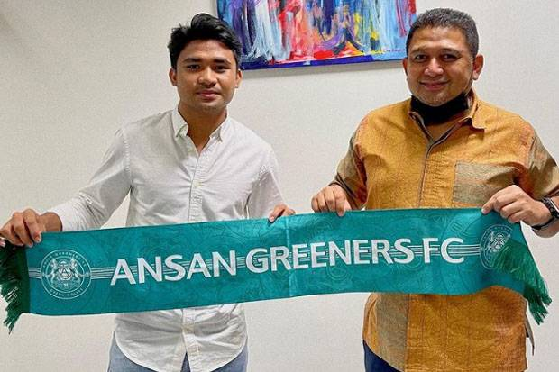 Gaji Kecil, Misi Besar: Asnawi Mangkualam Ingin Bantu Ansan Greeners Promosi