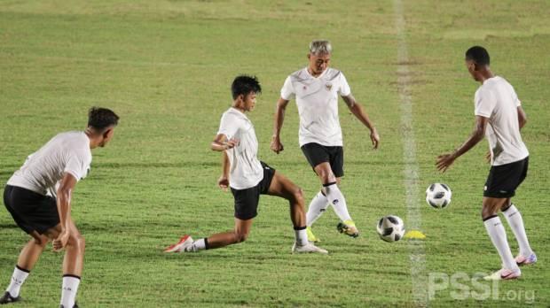 Timnas Indonesia Fokus Latihan Passing di TC Hari Keempat