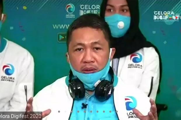 Anis Matta Yakin Partai Gelora Punya 1 Juta Kader pada Oktober 2021