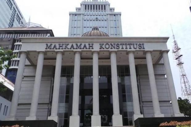 MK Tolak Uji Materi Revisi UU KPK, Hakim Beda Pendapat