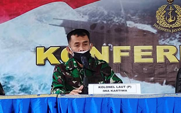 Cerita Mantan Komandan KRI Nanggala Kolonel Iwa Kartiwa: Sakit Bukan Akibat Radiasi, tapi Syaraf Kejepit