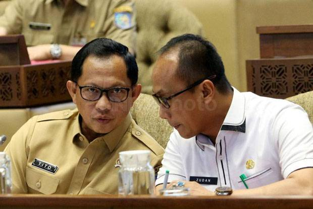 Duit Pemda Cuma Ngendon di Bank, Tito Minta Sri Mulyani Stop Transfer ke Daerah