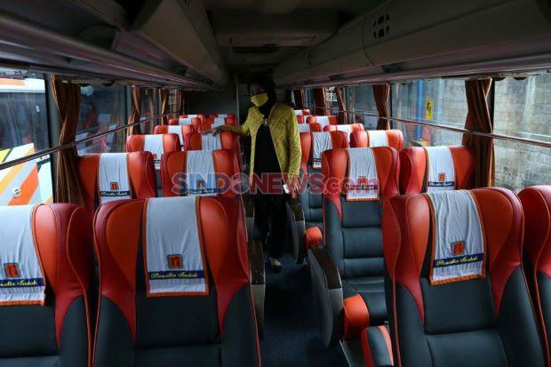 Bukan Buat Mudik, Hanya Penumpang Tertentu yang Bisa Naik Bus Berstiker