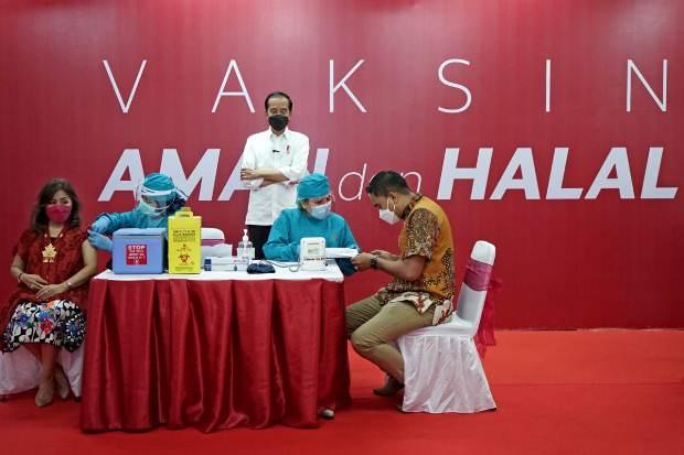 Bangkitkan Perdagangan, Thamrin City Gelar Vaksinasi Bagi 2.000 Pedagang dan Karyawan