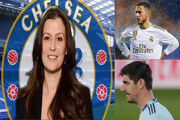 Antara Granovskaia, Hazard, dan Courtois