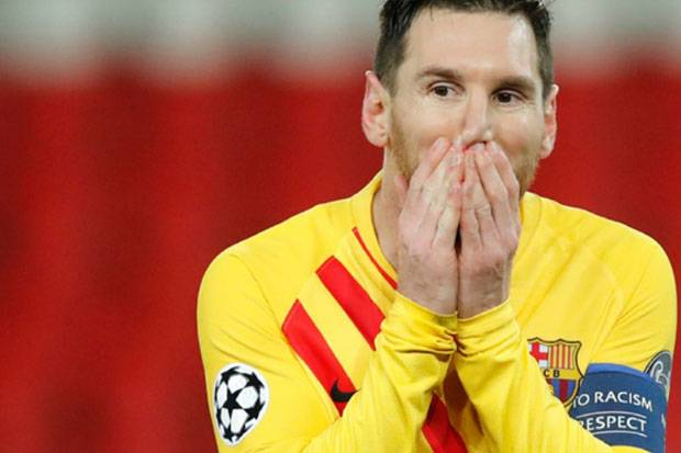 Diduga Gelar Pesta Barbekyu, Messi Diselidiki LFP