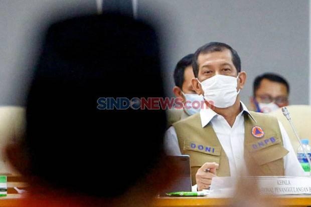 Waspada Varian Baru Covid-19, Doni Monardo: Kasus di Singapura dan Malaysia Meningkat