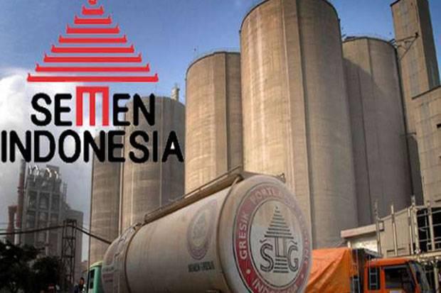 SMGR Pendapatan Tergerus, Laba Semen Indonesia Naik Tipis jadi Rp450 M
