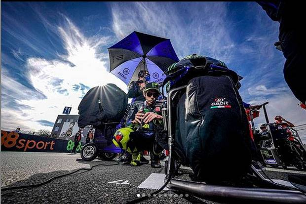 Agostini Jijik Lihat Penampilan Memble Rossi