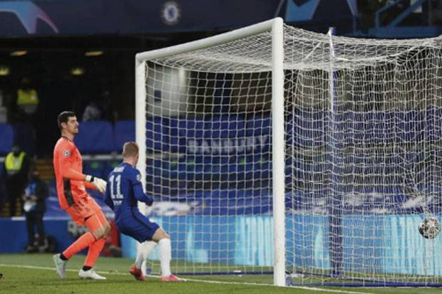 Zidane Akui Keunggulan Chelsea: Normal Jika Kami Tidak Senang