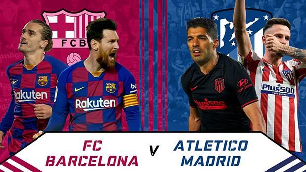 Preview Barcelona vs Atletico Madrid: Skenario Sulit di Camp Nou