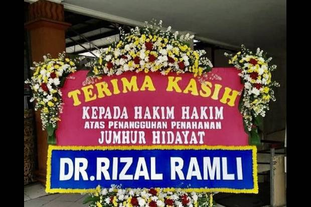 Rizal Ramli Jadi Penjamin Jumhur Hidayat, Netizen: Bisa Bantuin Habib Rizieq?
