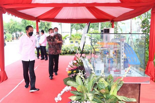 Olah Sampah Jadi Listrik, Jokowi: Kota Lain Tak Usah Ruwet, Tinggal Tiru Surabaya
