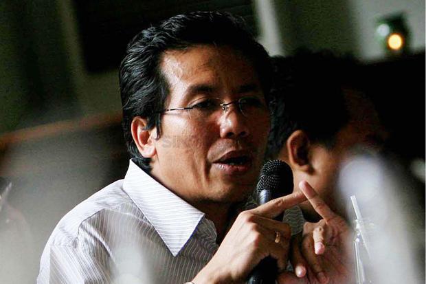 Heboh soal Bipang, Fadjroel Rachman Posting Kue dari Beras