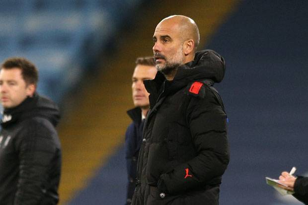 Guardiola Kecewa, Man City Tak Segera Pastikan Gelar Liga