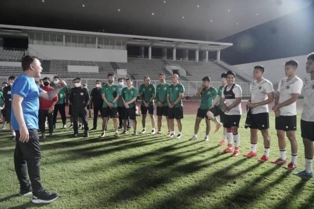 Ketum PSSI Klarifikasi Isu Pemain Titipan di Timnas Indonesia