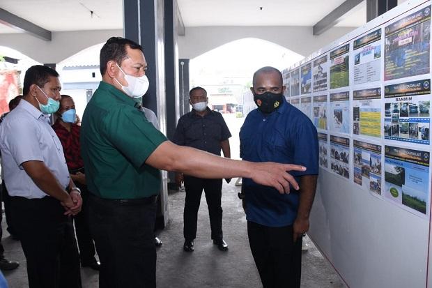 Kunjungi Lanal Tegal, KSAL: Karisidenan Pekalongan Banyak Lahirkan Pejuang Marinir