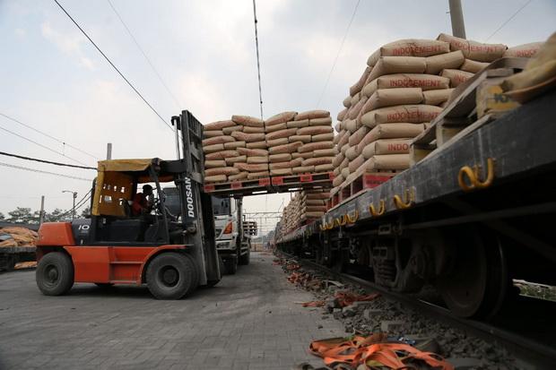 Anggaran Jumbo Infrastruktur dan Dana Abadi RI Angkat Optimisme Industri Semen