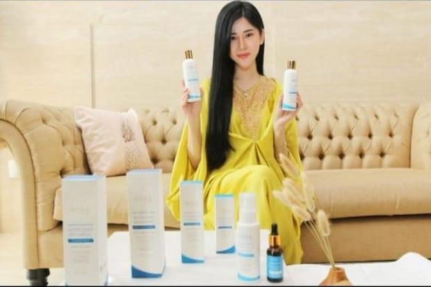 Luncurkan Produk Perawatan Rambut, Princess PIK Masuk ke Dunia Bisnis