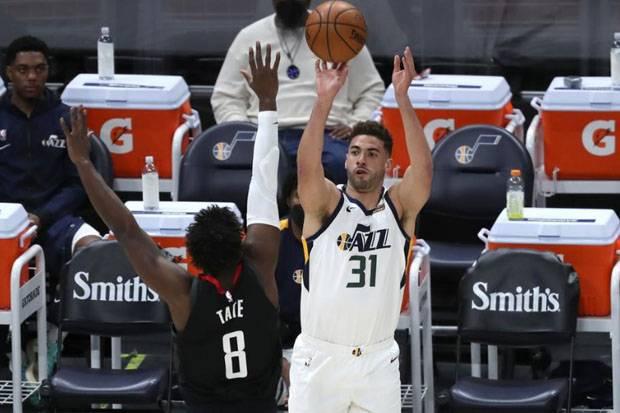Hasil lengkap pertandingan NBA, Minggu (9/5/2021) WIB: Jazz Benamkan Rockets