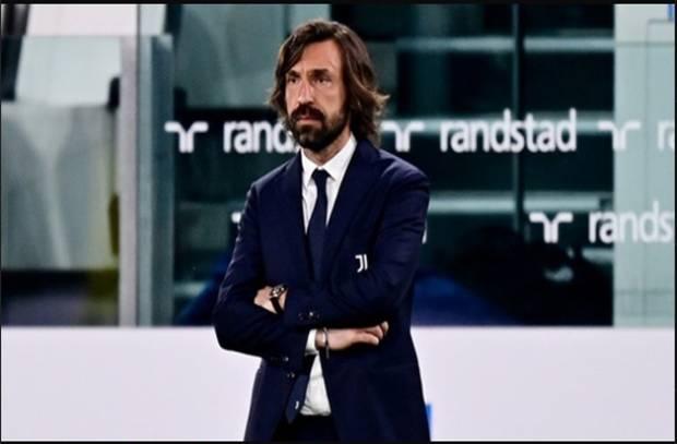 Digunduli AC Milan Pirlo Ogah Mundur dari Pelatih Juventus