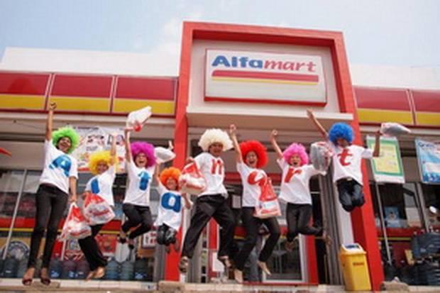 Gerah Dikabarkan Suntik Bank Aladin, Alfamart Buka Suara