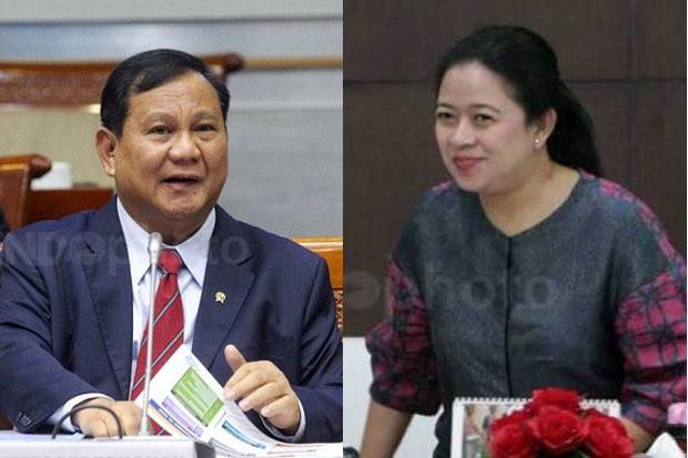 Duet Prabowo-Puan Lebih Prospek Galang Koalisi di Pilpres 2024