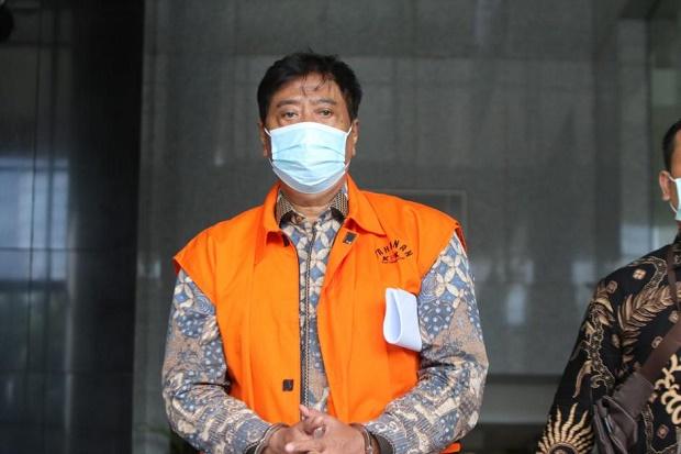 KPK Eksekusi Terpidana Penyuap Edhy Prabowo ke Lapas Cibinong