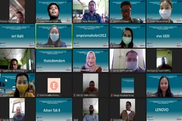 Matrix Dukung Perkembangan Literasi Digital Masyarakat