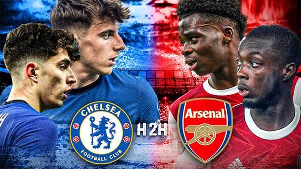Jelang Chelsea vs Arsenal: The Blues Lebih Superior