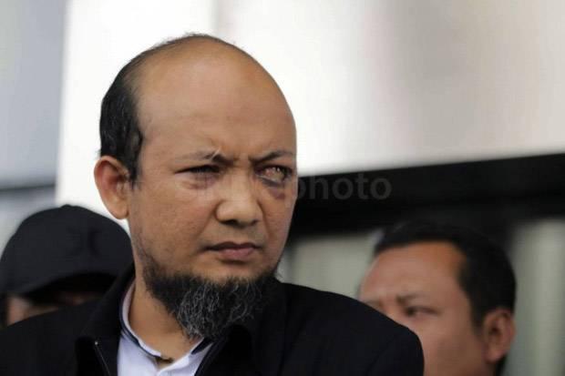 Novel Baswedan Dinonaktifkan dari KPK, Tagar #BeraniJujurPecat! Trending