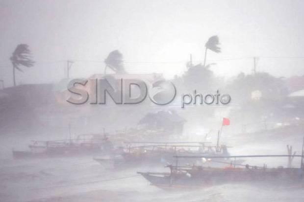 16 Provinsi Waspada Potensi Banjir Dipicu Hujan Lebat