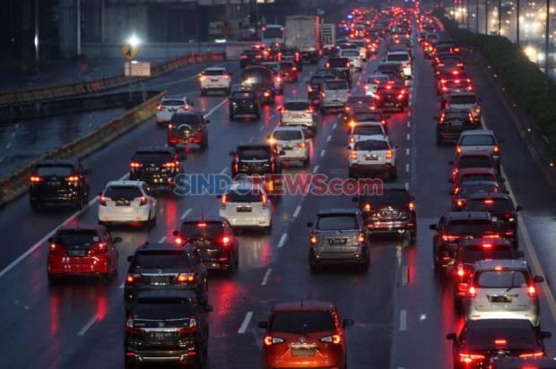 Pasca-Lebaran Kendaraan yang Mabur Tinggalkan Jabodetabek Berkurang