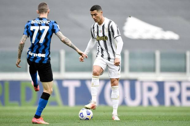 Dua Kartu Merah Warnai Kemenangan Juventus Atas Inter Milan