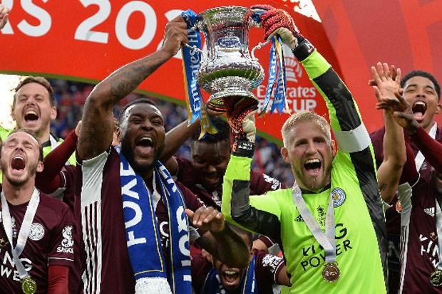 Leicester City Tim Ke-44 Juara Piala FA, Ini Peraih Trofi Terbanyak