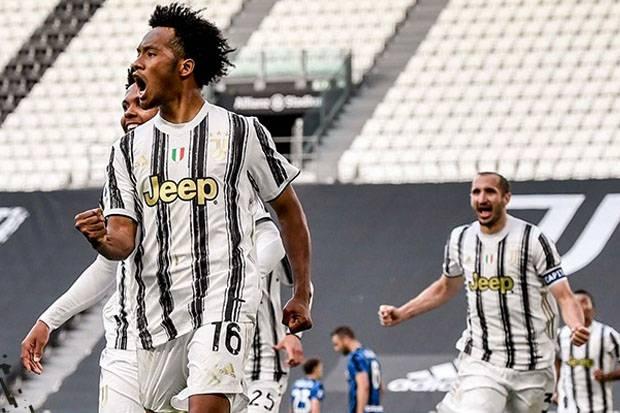 Jaga Asa Juventus Finis 4 Besar, Cuadrado Enggan Bicara Napoli