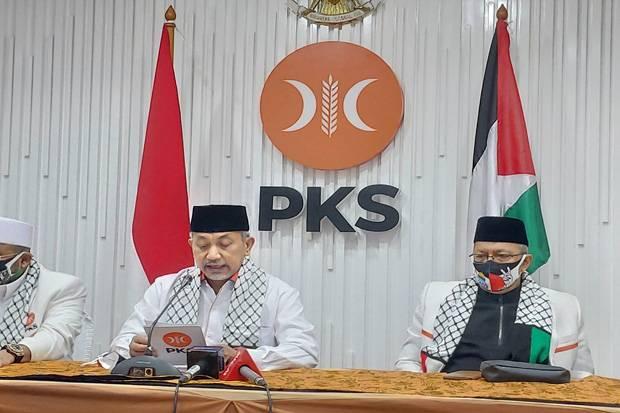 PKS Dukung Indonesia Bawa Serangan Brutal Israel ke Dewan HAM PBB