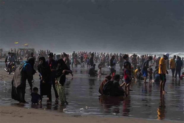 Satgas: Mobilitas Orang ke Tempat Wisata saat Libur Lebaran Naik 100,8%