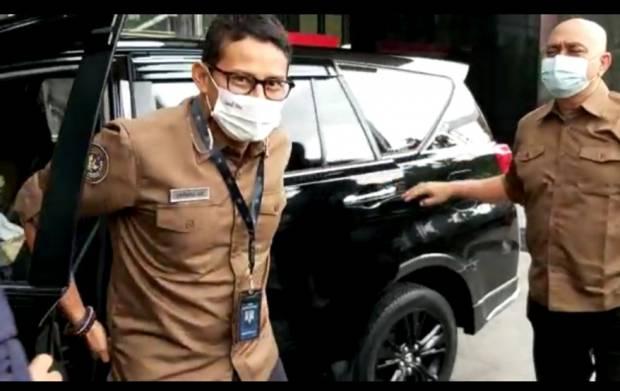 Pulihkan Pariwisata Nasional, Sandiaga Dukung Konsep Rediscover Indonesia