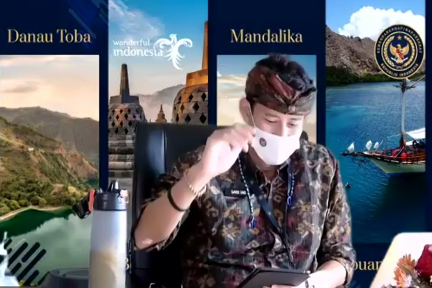 Sandiaga Boyong Program Pengembangan Wisata Bahari ke Situbondo