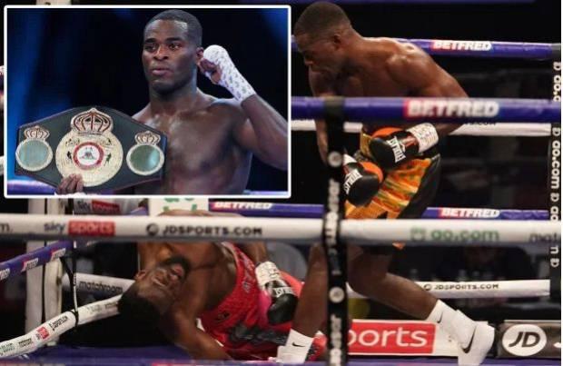 Menang TKO, Joshua Buatsi Raja KO Tak Terkalahkan 14-0