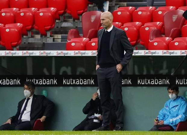 Diisukan Telah Pamitan dengan Pemain Real Madrid, Ini Jawaban Zidane