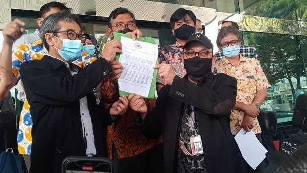 Diduga Langgar Kode Etik, Indriyanto Seno Adji Dilaporkan ke Dewas KPK